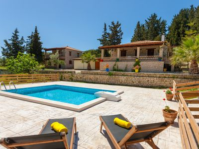 Photo for Irene House - 2 Bedroom House With Private Pool, in Gerakas Zakynthos