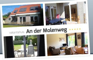 The house Molenweg located on one of the oldest streets in Ouddorp!