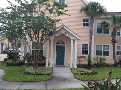 Photo for Spacious Condo - Gated Resort with Pools, Minutes to Disney, Universal