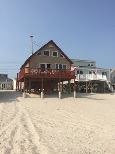 Photo for Ocean Front Property on White Horse Beach