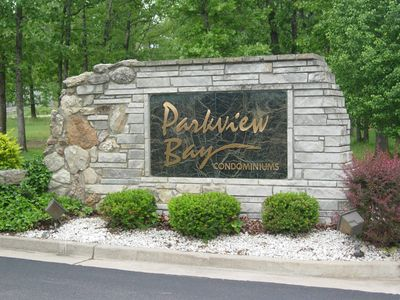 Photo for Beautiful Lakeview 4bdr. Condo @ the Towers at Parkview Bay 314-537-4447