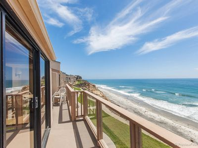 Photo for Oceanfront corner unit! Magnificent views!!