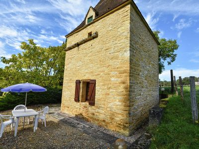 Photo for Romantic holiday home in Dégagnac with large garden in historical surroundings