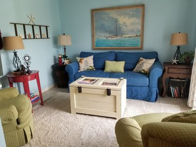 Photo for Adorable 2 Bed+Bunks/3 Bath Townhouse on Mallery near Historic Pier Village