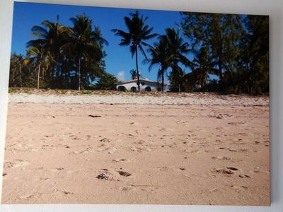 Photo for Villa Karel with private beach for very relaxing  holidays