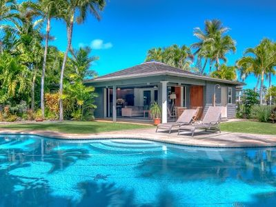 Photo for Kailua Guesthouse with Pool and Views!  Parking and wi-fi included