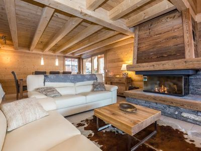 Photo for Luxury Chalet Mont Blanc Valley