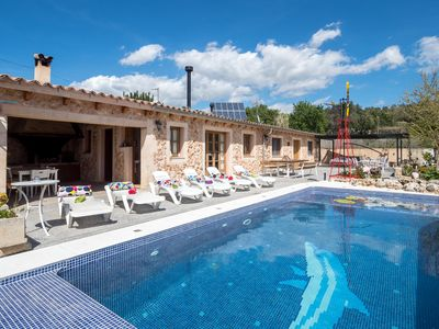 Photo for CHARMING FINCA SAMANTHA & POOL NEAR SANTA MARIA