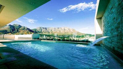 Photo for Camps Bay apartment for 6 people with 3 bedrooms - Multi-storey apartment / maisonette