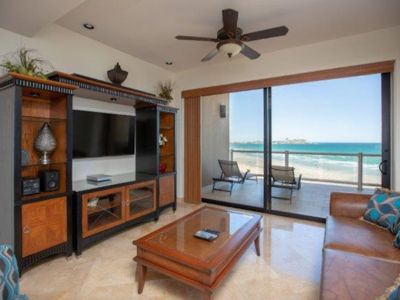 Photo for Cordoba 407 2 Bedroom Ocean Front - Sleeps 6 Ocean Front!
