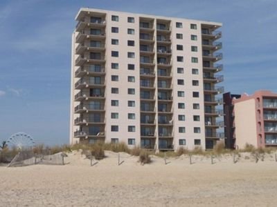 Photo for DIRECT OCEAN FRONT, 2BR/2BA, Wrap-A-Round Balcony, South End Unit, Hard To fined