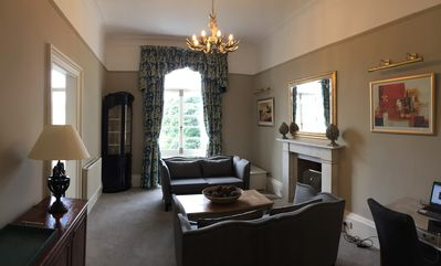 Photo for Refurbished Central New Town Retreat on Quiet Sought after Georgian Square