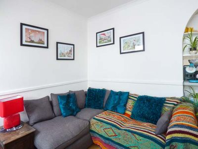 Photo for TIDEWOOD, family friendly, with a garden in Polzeath, Ref 922657
