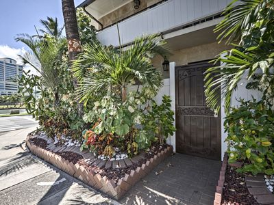Photo for NEW! Charming Waikiki Apt-1/2 Mile from the Beach!