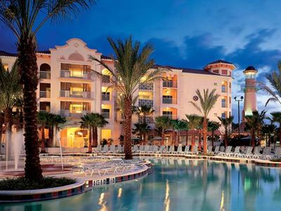 Photo for 4 NIGHT STAY 2 Bed Luxury For 6 At Marriott Vacation Club Grande Vista