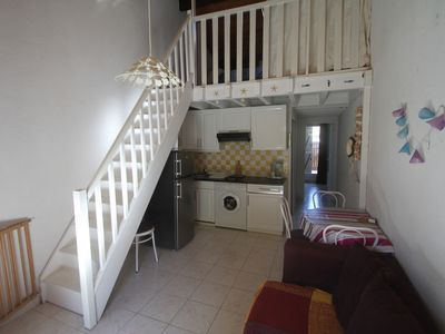 Photo for House 4/5 person. SOULAC 300 m from the beach Tt comfort in large park