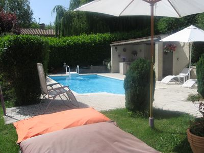 Photo for VILLA WITH POOL IN PROVENCE