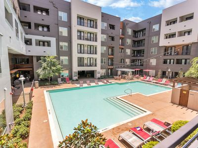 Photo for Beautiful apartment for a relaxing stay in Deep Ellum