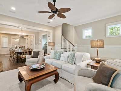 Photo for 23 Red Basil Drive - Watercolor 5 Bedroom Home, Dragonfly District