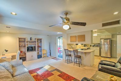 Make yourself at home in this 2,066 square feet of well-appointed living space.