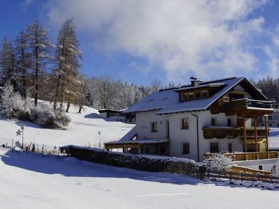 Photo for One bedroom Apartment, sleeps 4 in Mösern with WiFi