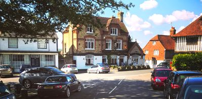 Photo for Hire your own hotel. Luxury self-catering accommodation at The Bull at Brenchley