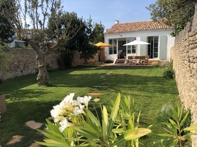 Photo for House with garden in the village of Les Portes