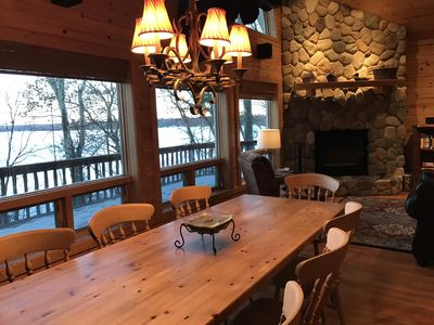 Photo for Spacious 4BR/4BA Lake Home in the Pines