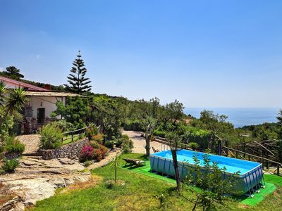 Photo for Villa Le Birbe dreamy villa with Pool and Garden