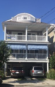 Photo for Ocean City 4 Bedroom W/Ocean Views In The North End!