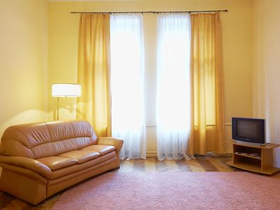 Photo for One bedroom apartment in the center