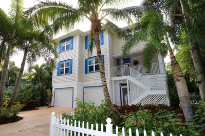 Truly  a Captiva Island beauty. 3,211 square feet of family fun. In the Village.