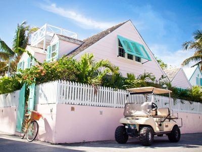 Photo for Chatterbox. an Island Home in the Heart of Harbour Island.