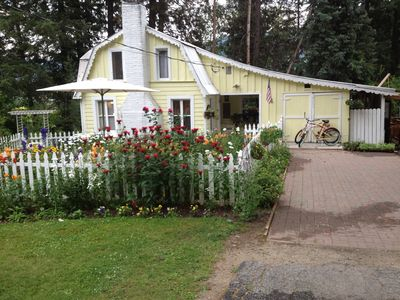 Photo for ***SUNSHINE COMES EARLIER TO LEAVENWORTH AND FARMHOUSE IS CLOSE TO EVERYTHING***
