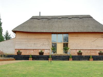 Photo for Four star barn conversion beautifully renovated and set in an idyllic rural location