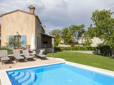 Photo for Charming Villa Jezenj with Private Pool and Lovely Garden