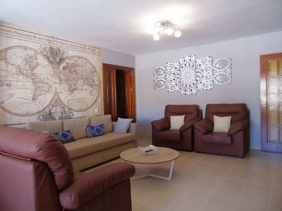 Photo for Ipanema apartment in Torre del Mar with WiFi, air conditioning, balcony & lift.