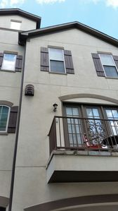 Photo for Huge 3BR Townhouse w/ Rooftop Deck in Montrose - Great for OTC