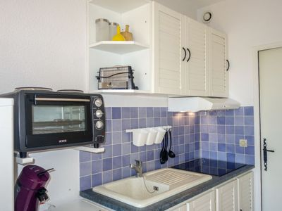 Photo for Apartment Les Olympies in Six Fours - 2 persons, 1 bedrooms
