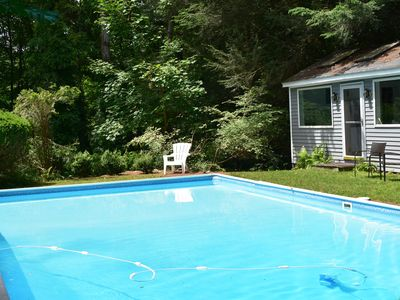 Photo for For city Boys and Girls --campground deluxe! with private, large pool