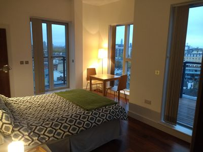 Photo for Large Modern Quiet Central London Home with Great Views