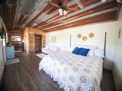 Photo for The Creekside Crib - The Cabins at Onion Creek