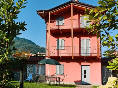 Photo for Vacation home Casa Ribes  in Gravedona (CO), Lake Como - 6 persons, 2 bedrooms