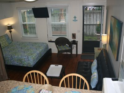 Photo for Efficiency Apartment in the Heart of Wrightsville Beach