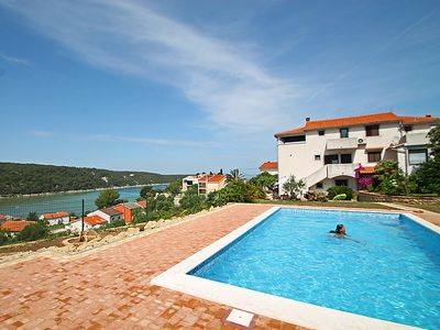 Photo for Apartment Tennis in Rab/Kampor - 4 persons, 2 bedrooms