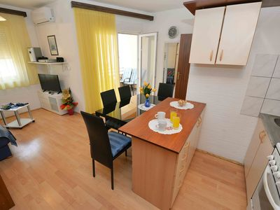 Photo for Apartments Andrea / One bedroom apt with balcony A2