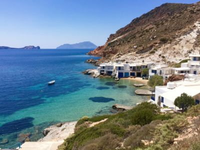 Photo for 2BR House Vacation Rental in Milos