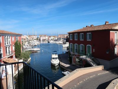 Photo for Apartment Grand Bassin in Port Grimaud - 4 persons, 1 bedrooms