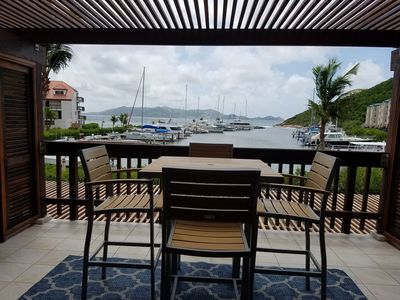 Photo for Welcome to Paradise!!  Newly Listed and Renovated Condo Overlooking Marina!!