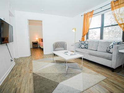 Photo for BRAND NEW!! 2 bed/1 bath minutes from Marathon Village